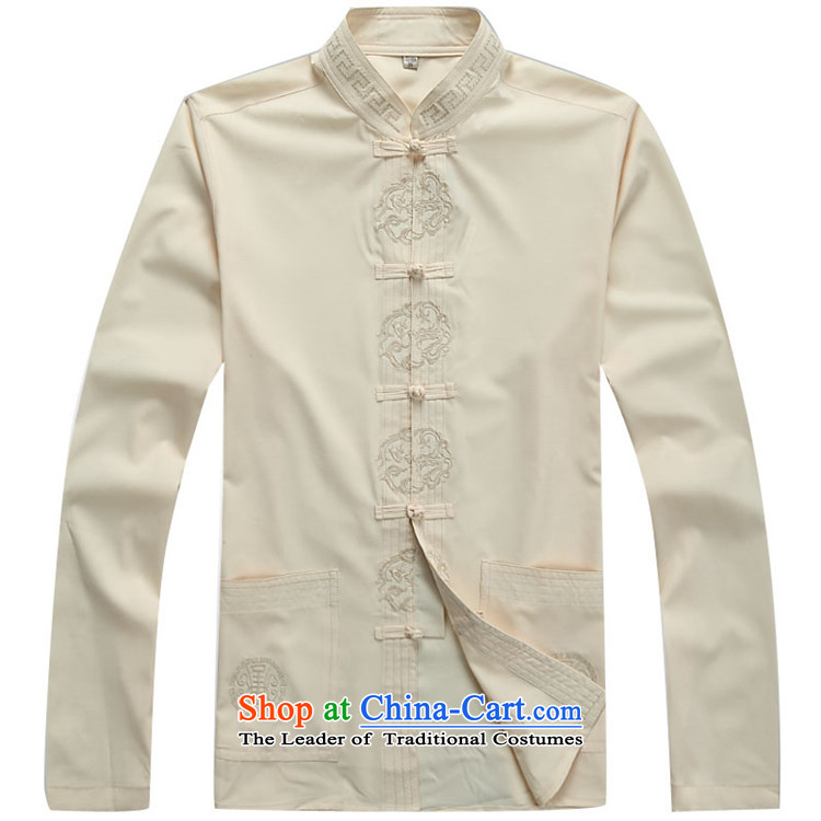 Hiv Rollet 2015 Fall/Winter Collections of new products in the Tang dynasty China wind Older long-sleeved white kit kit聽S picture, prices, brand platters! The elections are supplied in the national character of distribution, so action, buy now enjoy more preferential! As soon as possible.