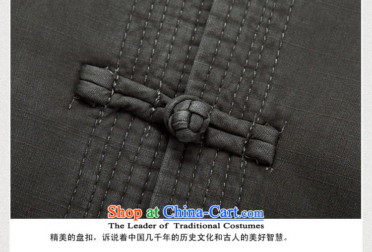 Hiv Rollet men Tang dynasty 2015 autumn and winter new thick sand washing cotton Ssangyong Tang replacing Light Gray L picture, prices, brand platters! The elections are supplied in the national character of distribution, so action, buy now enjoy more preferential! As soon as possible.