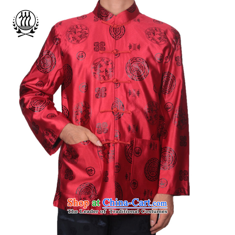 Bosnia and older women and men in line thre couples, Tang jackets national wind round dragon in older birthday too life jackets聽F1502 banquet Tang bourdeaux) Men聽XXXL/190, thre line (gesaxing and Tobago) , , , shopping on the Internet
