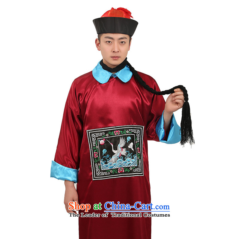 Time Syrian men wearing Qing dynasty ancient costumes. Eunuchs replacing Halloween costumes Halloween costume zombie  sc 1 st  China-Cart & Time Syrian men wearing Qing dynasty ancient costumes. Eunuchs ...