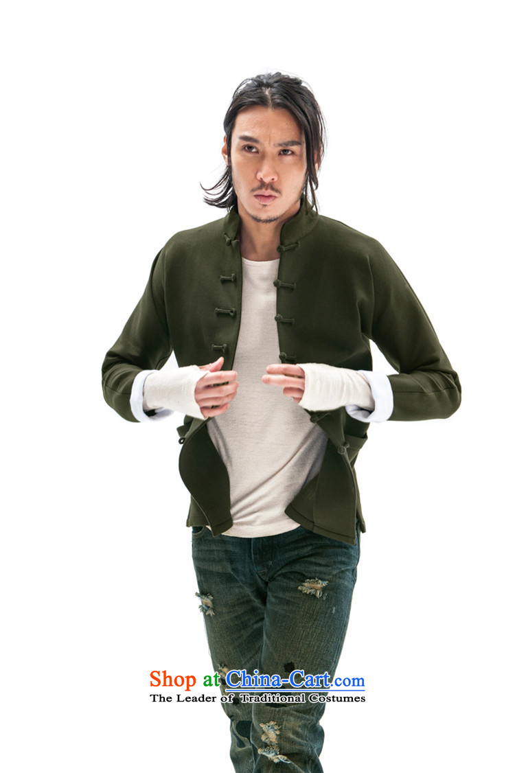 Hee-Snapshot Dragon Chinese wind even cuff tray clip Tang jackets Chinese Sau San sweater air layer sports top men light blue聽L picture, prices, brand platters! The elections are supplied in the national character of distribution, so action, buy now enjoy more preferential! As soon as possible.