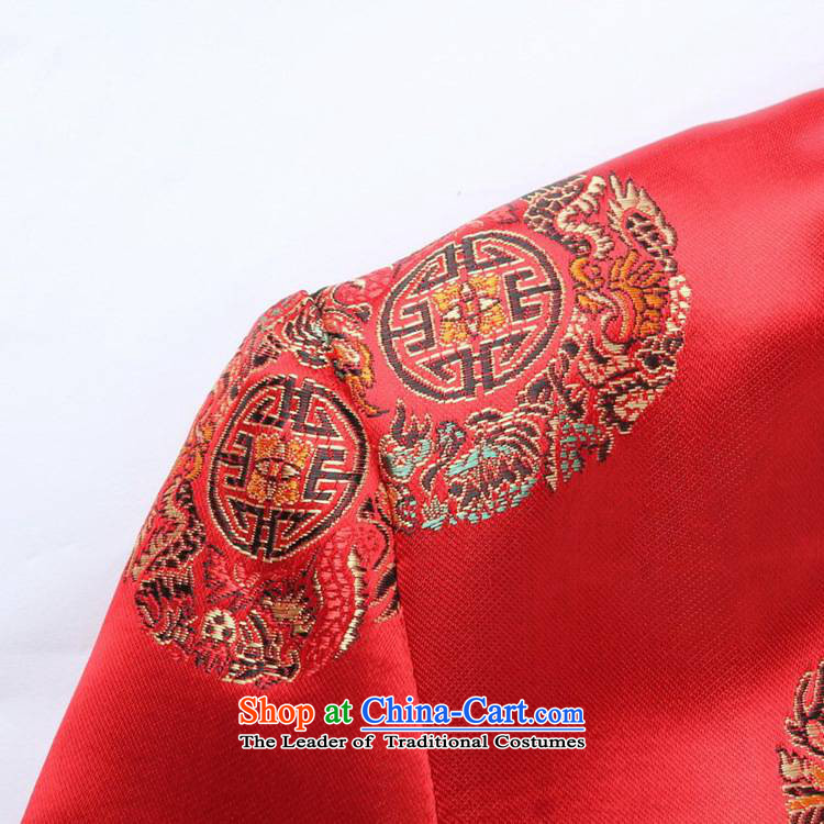 In accordance with the fuser retro ethnic trendy new) Older mom and dad couples Tang jackets costumes wedding services聽LGD/MJ0003#聽wine red women XL Photo, prices, brand platters! The elections are supplied in the national character of distribution, so action, buy now enjoy more preferential! As soon as possible.