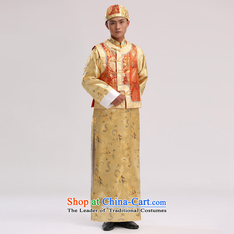The Syrian Arab Republic of Bosnia and clothing time costume landowners services with the Qing Shao Ye Zhan Load Princess Returning Pearl Bailey Shing Yeh photography costumes will show reel Services Division of the bridegroom replacing scanner Kim robe,