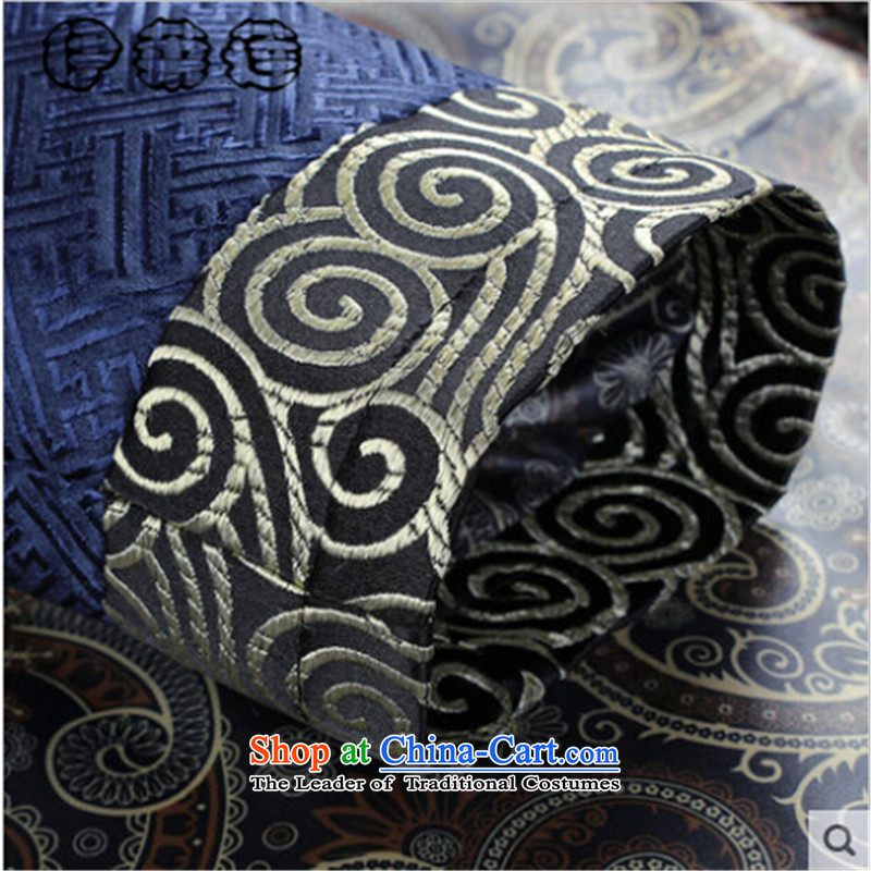 Hirlet Ephraim 2015 autumn and winter in the new age of men Tang blouses and China wind jacket of ethnic Chinese Dress Dad Grandpa replacing contemptuous of聽175, Electrolux Ephraim ILELIN () , , , shopping on the Internet