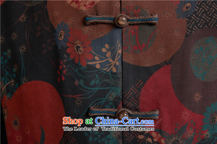 Fudo days right De Xiang Yun yarn Tang jackets Chinese embroidery was under renovation as China wind men Tang dynasty聽 2015 autumn and winter聽XL/48 color pictures new products, prices, brand platters! The elections are supplied in the national character of distribution, so action, buy now enjoy more preferential! As soon as possible.