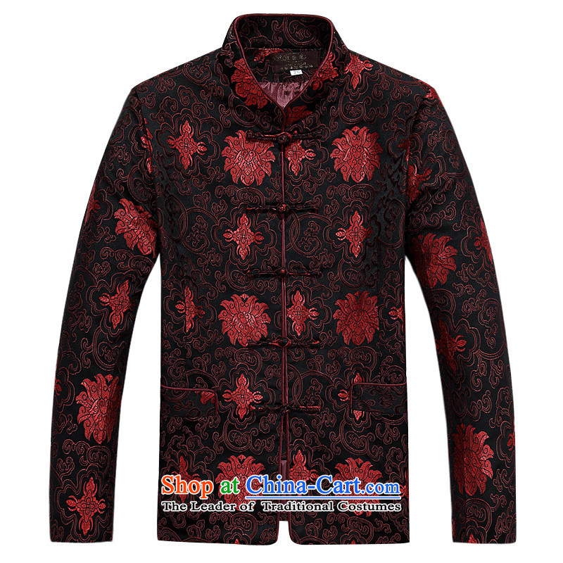 The elderly in the Tang dynasty, Ms. Mama replacing autumn jacket coat embroidered Autumn Chinese elderly single Yi燲XSTOXL_