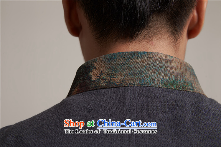 Fudo de fall/winter day video 2015 new products silk men Tang dynasty China wind men robe older leisure jacket warm high-end original picture color pictures, prices, M/44 brand platters! The elections are supplied in the national character of distribution, so action, buy now enjoy more preferential! As soon as possible.