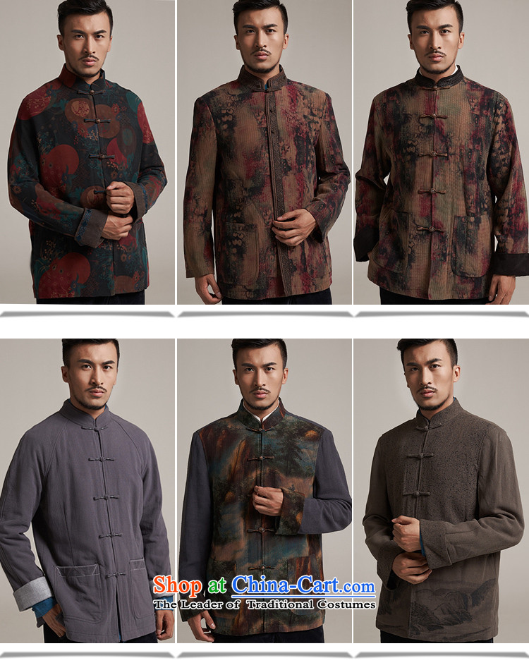Fudo days the cardinal de聽2015 autumn and winter new products men Tang dynasty China wind men robe older leisure jacket warm high-end original color聽pictures, prices, L/46 brand platters! The elections are supplied in the national character of distribution, so action, buy now enjoy more preferential! As soon as possible.