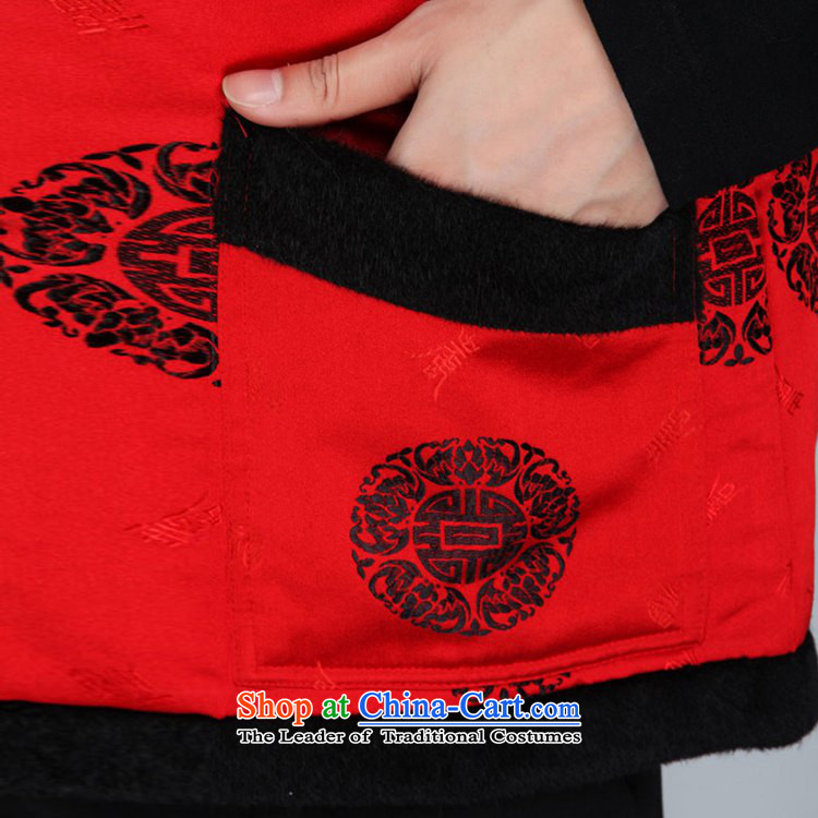 To Green, Retro ethnic improved Tang dynasty Mock-neck stamp single row detained father replacing Tang Gown, a vest /2356# d 1# 3XL picture, prices, brand platters! The elections are supplied in the national character of distribution, so action, buy now enjoy more preferential! As soon as possible.