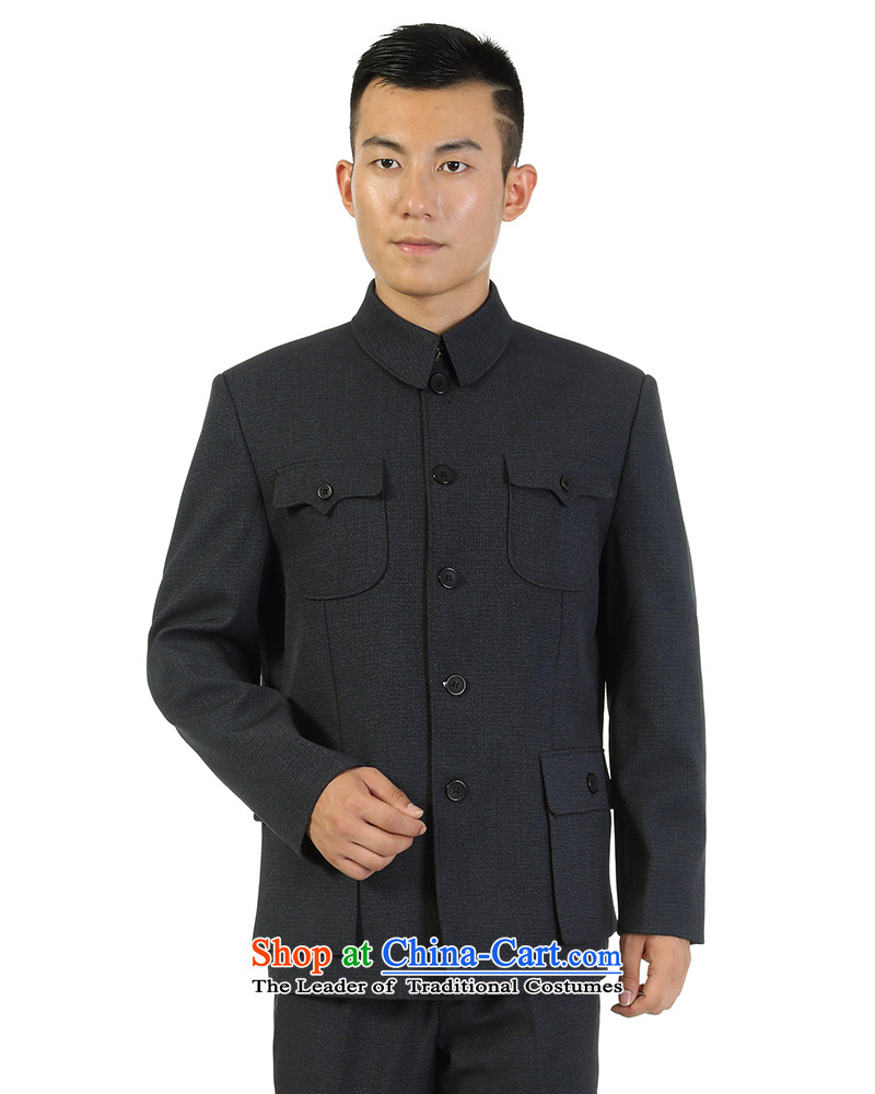 Yi Yi area in older men also Chinese tunic kit retro business and leisure package lapel loose older persons jacket classic two kits Because five holes out of 72 pictures map color, prices, brand platters! The elections are supplied in the national character of distribution, so action, buy now enjoy more preferential! As soon as possible.