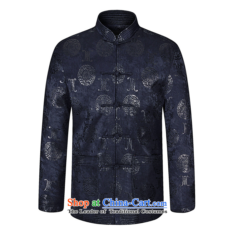 Yi Yi area also men Tang jackets in elderly men Chinese clothing China wind in the national costumes of older men's Mock-neck tray snap Chinese tunic Tang dynasty 64 76 06 Blue聽175 pictures, prices, brand platters! The elections are supplied in the national character of distribution, so action, buy now enjoy more preferential! As soon as possible.