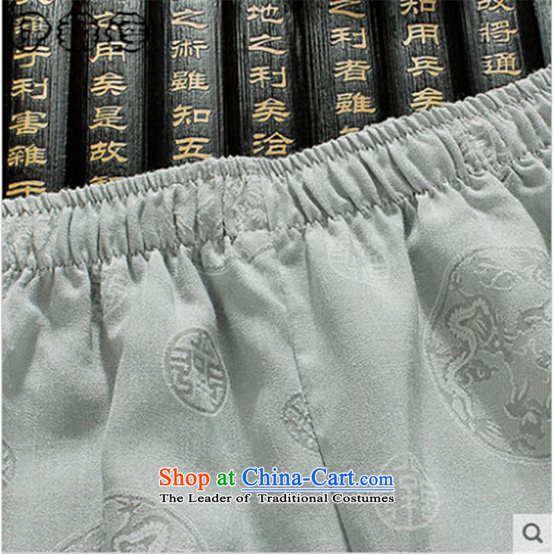 Hirlet Ephraim 2015 Autumn In New older men Tang dynasty long-sleeved father Mount Kit replacing Tang Dynasty Chinese men of older persons in the loaded Kung Fu Tang shirt grandpa boxed kit beige聽180, Electrolux Ephraim ILELIN () , , , shopping on the Int