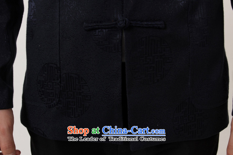 Shanghai, optimization options in Tang Dynasty older collar China wind dress too Shou Yi wedding services will Chinese male Tang Jacket-B BlackXL Photo, prices, brand platters! The elections are supplied in the national character of distribution, so action, buy now enjoy more preferential! As soon as possible.