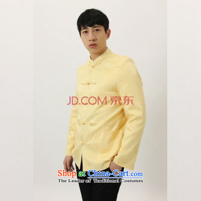 Shanghai, optimization options in Tang Dynasty older collar China wind dress too Shou Yi wedding services will Chinese male Tang Jacket-B BlackXL, Shanghai, optimization options , , , shopping on the Internet