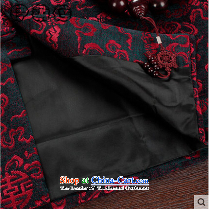 Hirlet Ephraim聽2015 Fall/Winter Collections of new products in the older Tang blouses men too Soo Banquet Chinese national Wind Jacket Xiangyun grandfather jacket and black聽170, Electrolux Ephraim ILELIN () , , , shopping on the Internet