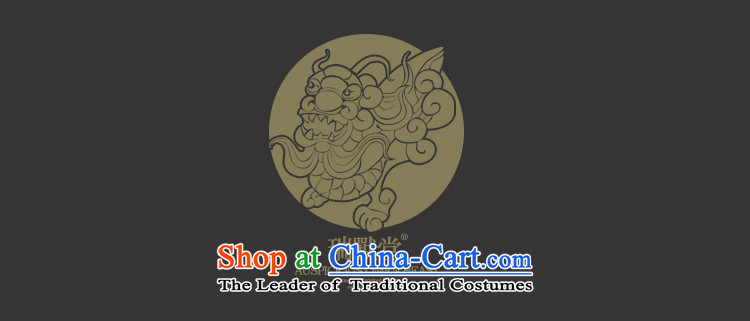 Custom (Sui Tang as deep-wang beast/China wind a door zip male topcoat cheongsams autumn new black pre-saleprices, pictures, L brand platters! The elections are supplied in the national character of distribution, so action, buy now enjoy more preferential! As soon as possible.