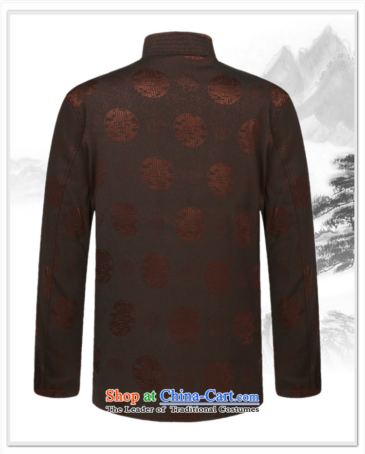 Winter clothing New Men Tang dynasty cotton waffle warm wind Chinese men's jackets in older robe wine red聽180 pictures, prices, brand platters! The elections are supplied in the national character of distribution, so action, buy now enjoy more preferential! As soon as possible.