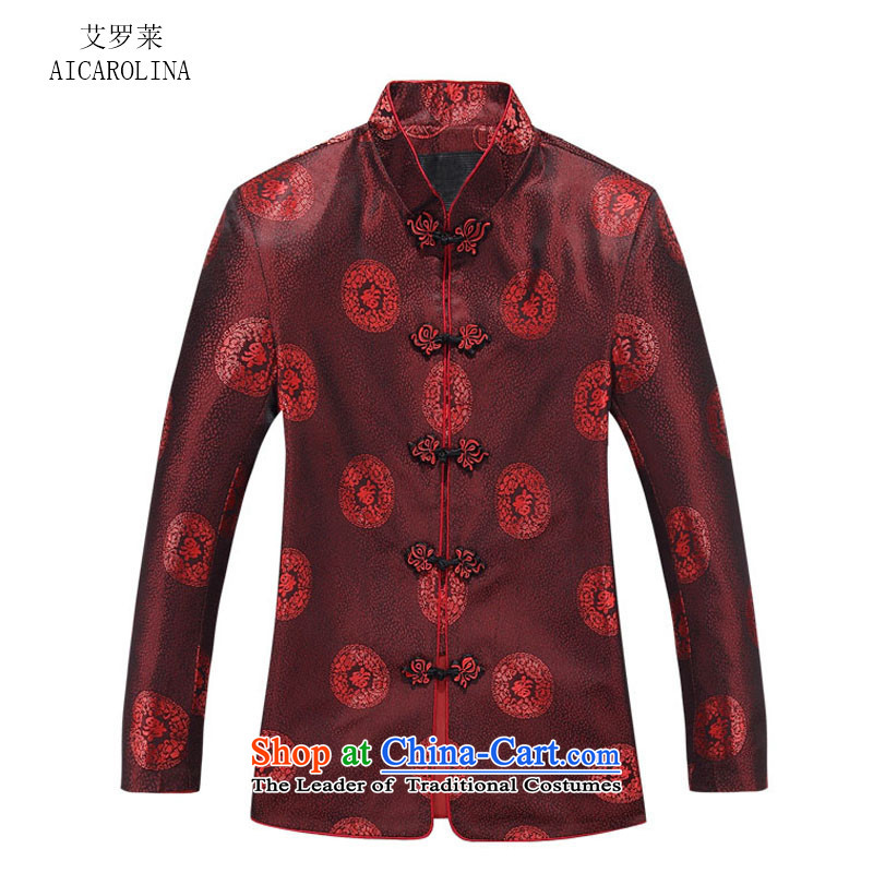Hiv Rollet autumn and winter new products men's jacket from older Tang business and leisure wedding dresses couples, women red kit women 165, HIV (AICAROLINA ROLLET) , , , shopping on the Internet