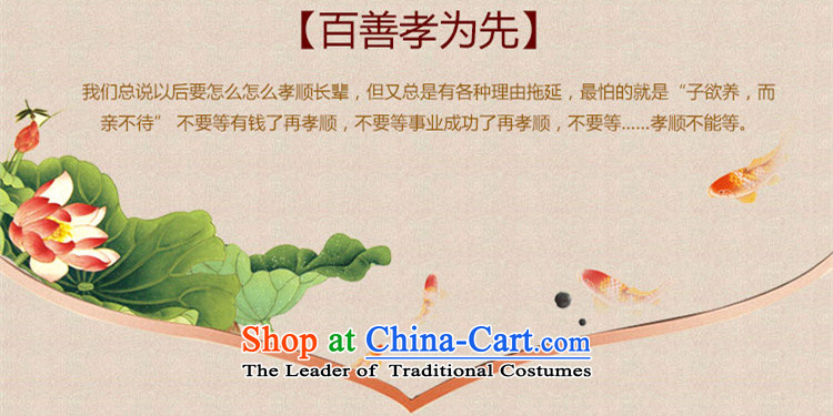 Top Luxury new men in Tang Dynasty older birthday cotton coat Chinese cotton autumn and winter coats collar thick long-sleeved shirt father mounted - Daikin聽4XL/190 Red Ring Picture, prices, brand platters! The elections are supplied in the national character of distribution, so action, buy now enjoy more preferential! As soon as possible.