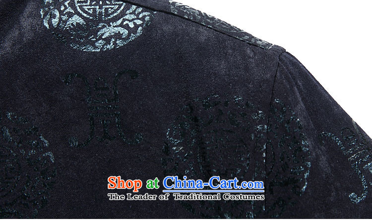 Hiv Rollet new older persons with thick autumn and winter Tang, manually disc detained long-sleeved jacket Tang men redXXXL picture, prices, brand platters! The elections are supplied in the national character of distribution, so action, buy now enjoy more preferential! As soon as possible.