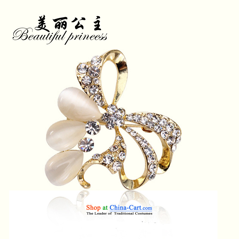 The beautiful princess retro style suits for the men and women accessories to the undersheet brooches Chest Flower Pin buckle bow tie _Boxset_聽10_ bow tie_ Boxset