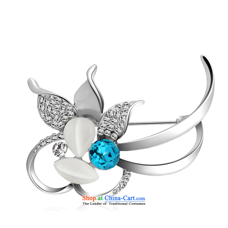 Wei Ni China, Japan, and the rok stylish and cozy viennois brooches female accessories to his girlfriend gift temperament White Gold