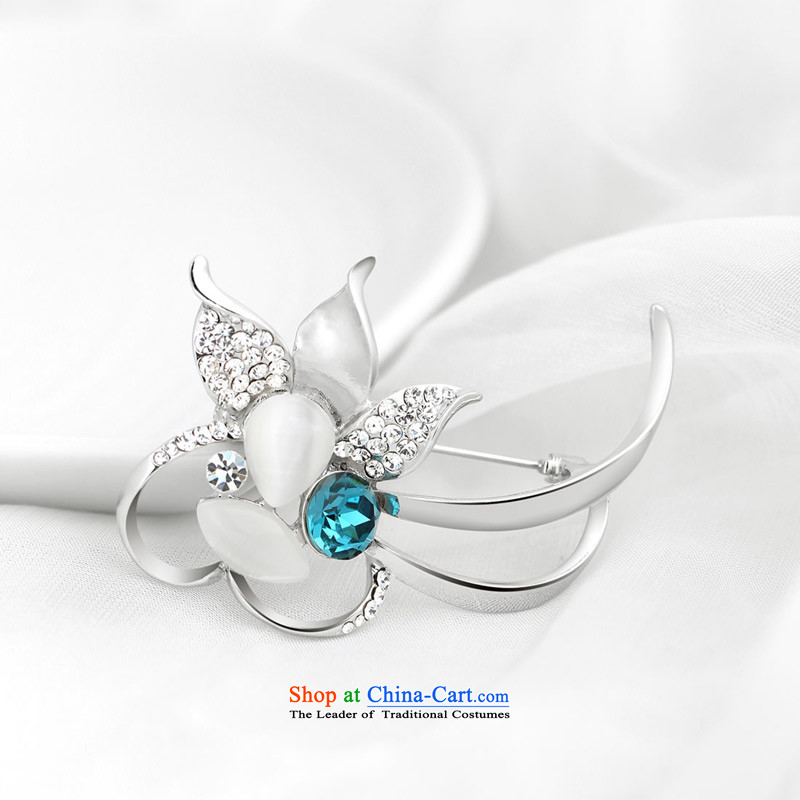 Wei Ni China, Japan, and the rok stylish and cozy viennois brooches female accessories to his girlfriend gift temperament white gold, Ni-hwa (viennois) , , , shopping on the Internet