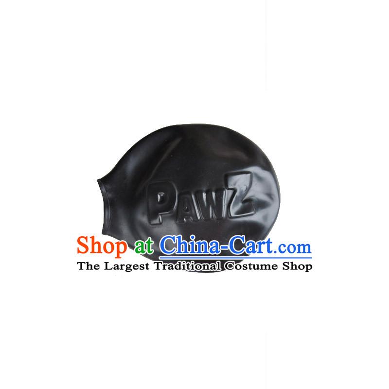 The United States PAWZ rubber pet dog rain heel shoes kit XS four